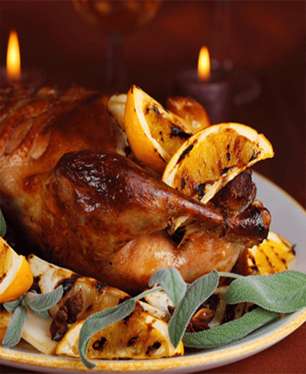 Duck Recipe